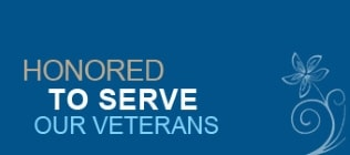 Honored to Serve Our Veterans