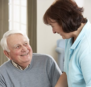 Alliance employs compassionate and licensed in home care provision in the Holland, Michigan region – image.